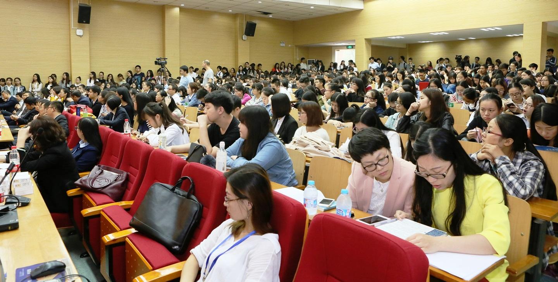 司参加两师行业2017校园推介 中南财经政法大学宣讲会